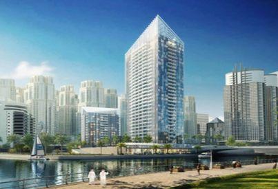 Neighborhood Overview of Sparkle Towers, Dubai
