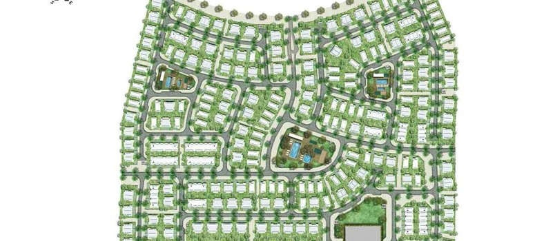 Master Plan of Arabella Townhouses 2 - Photo 1