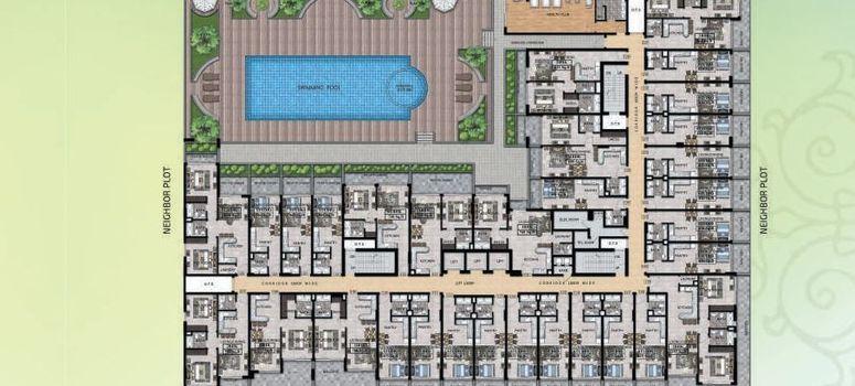 Master Plan of Samana Greens - Photo 1