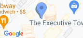 Map View of Executive Tower J