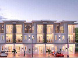 金边 Phnom Penh Thmei Town Villa ( Big link house ) 4 卧室 联排别墅 售