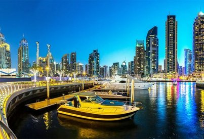 Neighborhood Overview of Dubai Marina Walk, Dubai
