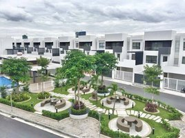 金边 Boeng Kak Ti Muoy Villa for rent at Residence 90 (Boueng Kak) 5 卧室 房产 租