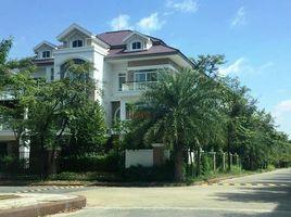 金边 Nirouth Queen Villa for Sale Borey Peng Huot Beoung Snor 5 卧室 房产 售