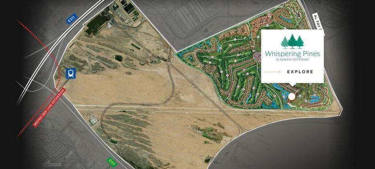 Master Plan of Whispering Pines - Photo 1