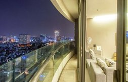 Condo with City View