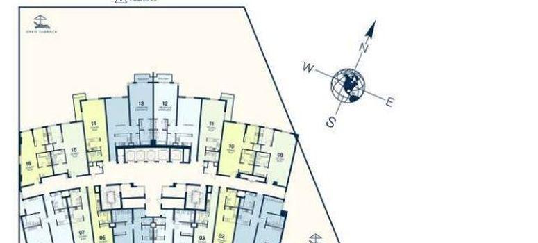 Master Plan of Samaya Hotel Apartments - Photo 1