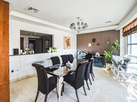 3 Bedrooms Villa for sale in The Jewels, Dubai Private Pool | VOT | Full Marina View