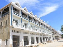 4 Bedrooms House for sale in Chhbar Ampov Ti Muoy, Phnom Penh Corner house for sale near Phrek Eng Market