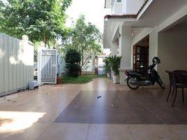 4 Bedrooms Property for rent in Chak Angrae Leu, Phnom Penh Modern Villa For Rent in Bassac Garden City
