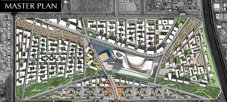 Master Plan of Areej Apartments - Photo 1
