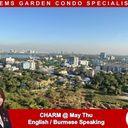 2 Bedroom Condo for rent in The Gems Garden Condominium, Yangon
