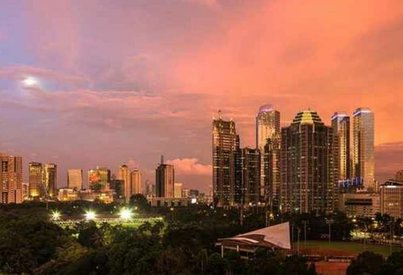 Neighborhood Overview of Kebayoran Baru, Jakarta