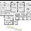 FOURTEEN|UpTown Cairo|Apartment With Garden 483SQM