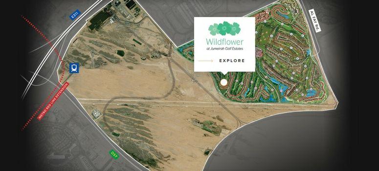 Master Plan of Wildflower - Photo 1