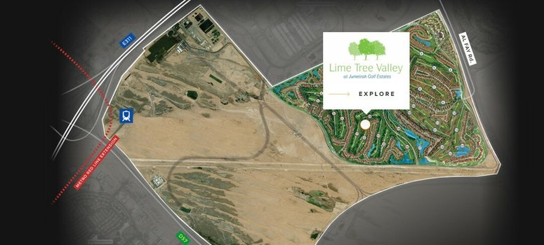 Master Plan of Lime Tree Valley - Photo 1