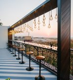 Chill out at Balcony in Abu Dhabi