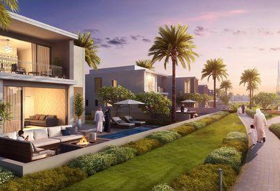 Neighborhood Overview of Sidra Villas, Dubai