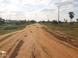 N/A Land for sale in Voa Sar, Kampong Speu Land For Sale in Samraong Tong