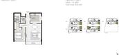 Unit Floor Plans of Areej Apartments