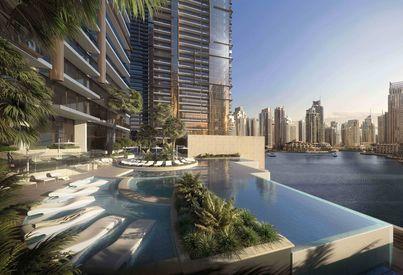 Neighborhood Overview of Marina Gate, Dubai