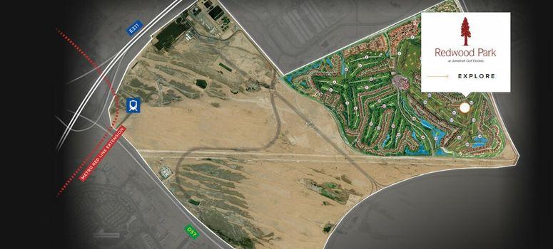 Master Plan of Redwood Park - Photo 1