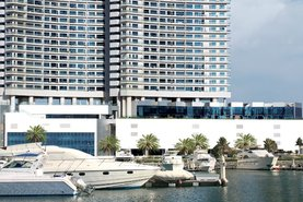 Oceanscape Real Estate Development in Shams Abu Dhabi, Abu Dhabi