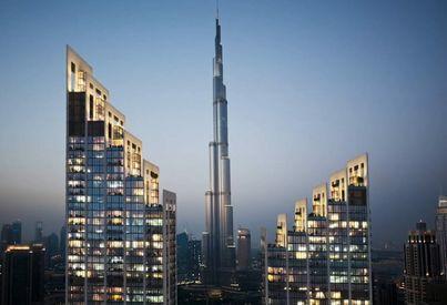 Neighborhood Overview of BLVD Heights, Dubai