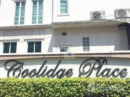 3 Bedrooms Townhouse for sale in Bang Kapi, Bangkok Coolidge Place