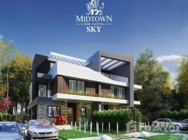 3 Bedrooms Apartment for sale in New Capital Compounds, Cairo Midtown Sky