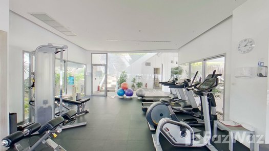 3D Walkthrough of the Communal Gym at The View