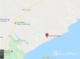 Panama Oeste San Carlos TERRENO UBICADO EN SAN CARLOS, COSTA ESMERALDA, San Carlos, Panamá Oeste N/A 房产 售