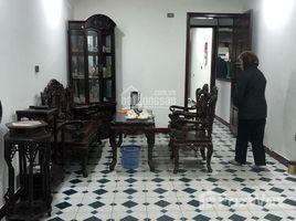 Studio Nhà mặt tiền cho thuê ở Trung Liệt, Hà Nội Cho thuê nhà khu phân lô ô tô Thái Hà - Thái Thịnh S: 60m2 x 4 tầng giá 15tr/th