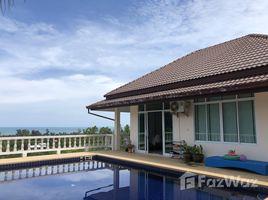 5 Bedrooms Villa for sale in Maret, Koh Samui 4 Bedroom Sea View Pool Villa plus Apartment in Maret