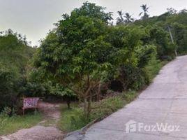 ขายที่ดิน N/A ใน มะเร็ต, เกาะสมุย Natien Villa Sea View Land