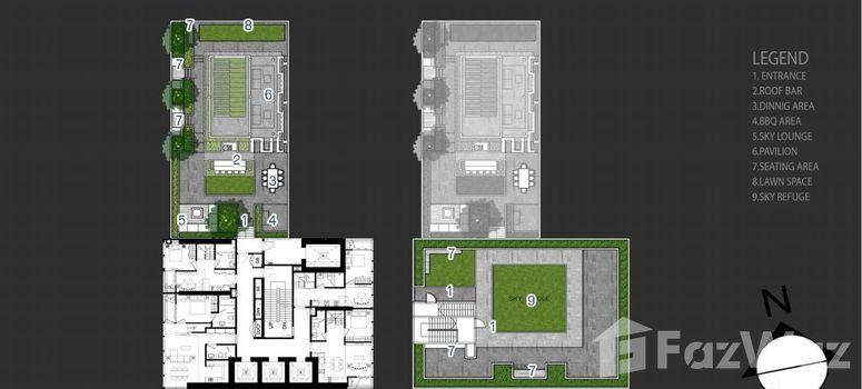 Master Plan of Cloud Residences SKV23 - Photo 2