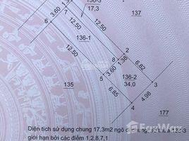 N/A Đất bán ở La Khê, Hà Nội Cần bán đất đối diện chợ Bông Đỏ, La Khê, Hà Đông 51m2 sd ngõ riêng 17m2 giá 1,65 tỷ +66 (0) 2 508 8780