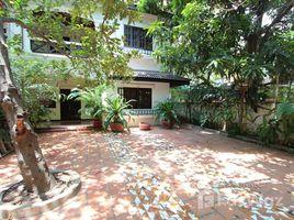 金边 Tonle Basak Family Sized 4 Bedroom Villa Near Independence Monument | Phnom Penh 4 卧室 别墅 租