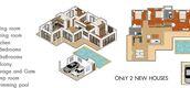 Unit Floor Plans of Baan Balina 3