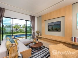 3 Bedrooms Property for sale in Thep Krasattri, Phuket Peykaa Estate Villas