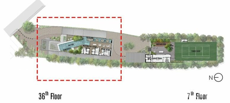 Master Plan of Chapter One Midtown Ladprao 24 - Photo 1