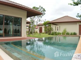 3 Bedrooms House for rent in Huai Yai, Pattaya Baan Balina 4