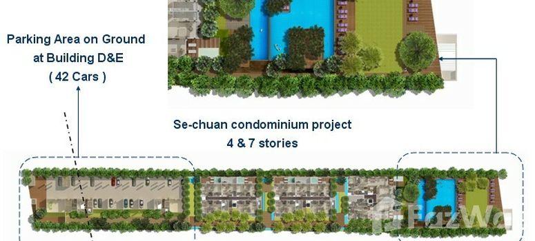 Master Plan of Baan Sanpluem - Photo 1