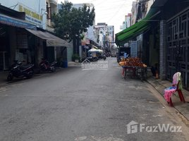 Studio House for sale in Binh Tri Dong, Ho Chi Minh City Nhà xuống giá ngay mặt tiền chợ, DT: 4x17m, giá 6.75 tỷ, Q. Bình Tân