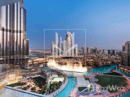 迪拜 Burj Khalifa Area IL Primo 4 卧室 顶层公寓 售