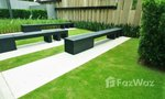Communal Garden Area at The Vertical Aree