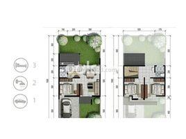 3 Bedrooms House for sale in Benowo, East Jawa Nort West Park Citraland Surabaya, Surabaya, Jawa Timur