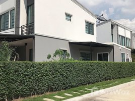 4 Bedrooms Townhouse for sale in Khlong Nueng, Pathum Thani Pleno Phaholyothin-Watcharapol