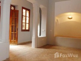 3 Bedrooms Villa for rent in Na Machouar Kasba, Marrakech Tensift Al Haouz Belle villa style riad à louer meublée de 3 chambres, située dans une résidence sécurisée avec jardin à Agdal à 10 min du centre ville de Marrakech