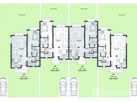 Al Bahr Al Ahmar Town House Corner for sale CYAN orascom 3 卧室 联排别墅 售
